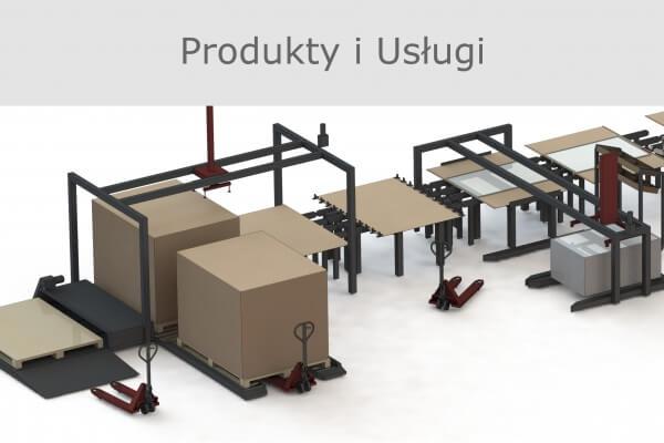 Produkty i usługi